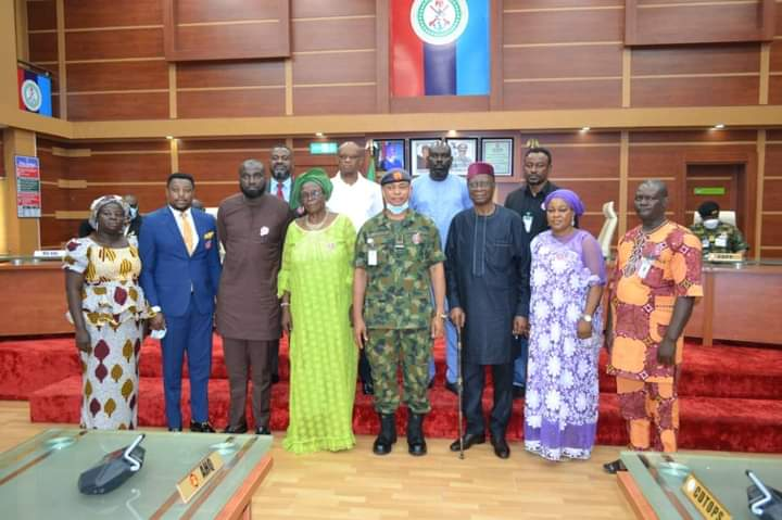 DHQ LAUNCHES ARMED FORCES OF NIGERIA DIGITAL SERVICE PLATFORM FOR PERSONNEL.