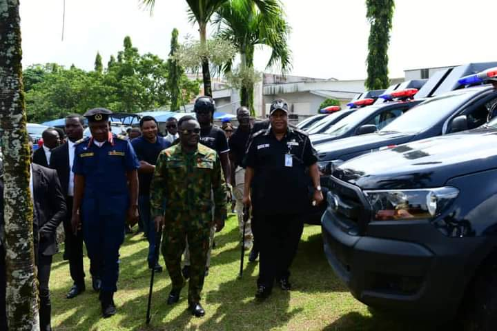 "special security operation code named ""Operation Akpakwu"" Launched- Ayade."