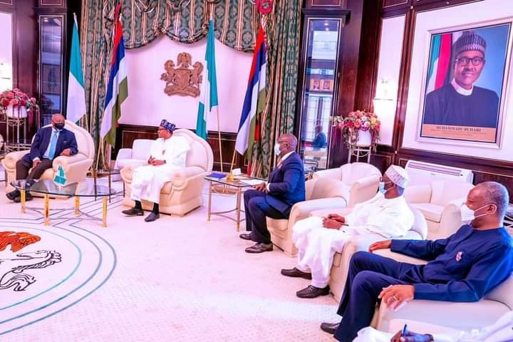 Improved Nigeria-South Africa Relations Will Quicken African Development, Says President Buhari.