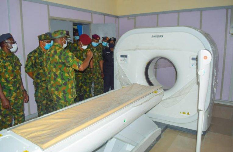 Maritime Security: CAS Commissions CT Scan, New Accommodation Facilities At 115 SOG.