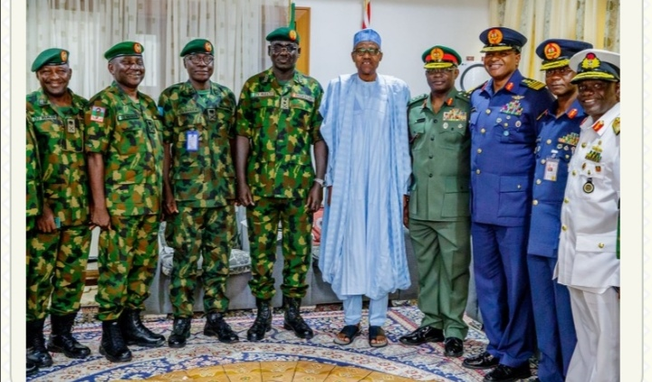 Senate Confirms Ex-Service Chiefs As Ambassadors-Designate.