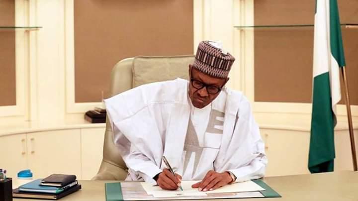 President Buhari Nominates Olonisakin, Buratai, Ibas, Abubakar, Usman As Non-Career Ambassadors.