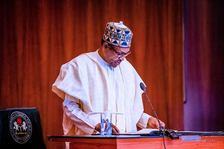 LIFTING 100 MILLION OUT OF POVERTY ISN'T BY ACCIDENT, WE WILL DELIVER ON IT, SAYS PRESIDENT BUHARI.