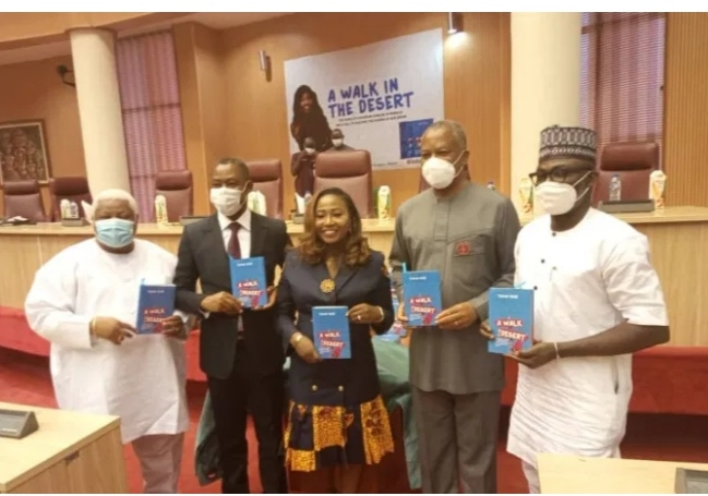 'A Walk In The Desert': Morrocco Should Be Emulated By Nigeria In The Area Of Accountability – Author.