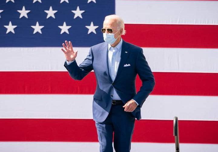Joe Biden's Inaugural Speech.