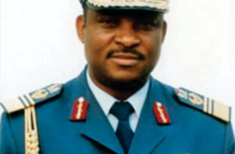 12th Chief Of The Air Staff, Air Marshal Nsikak Eduok (Retired) Is Dead ,NAF Mourns.