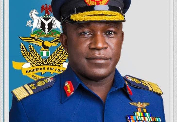 MEET THE 21ST CHIEF OF THE AIR STAFF, NIGERIAN AIR FORCE: AIR VICE MARSHAL OLADAYO ISIAKA AMAO.