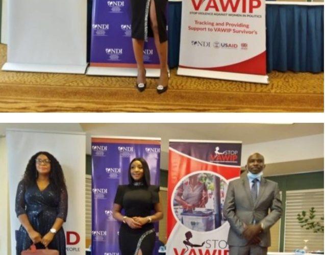 NDI Appoints Ini Edo Ambassador For Women's Empowerment.
