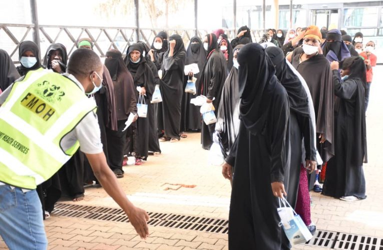 Nigeria: 420 Nigerian Returnees Arrived Abuj From Saudi Arabia.