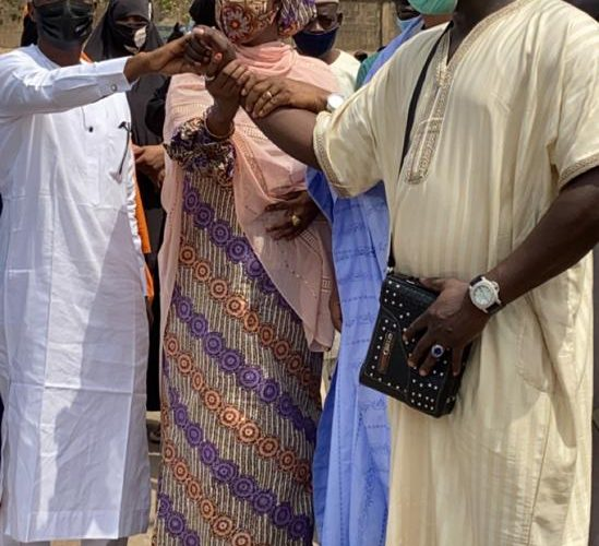 FG Handsover Kano State Indigenes Repatriated From Saudi Arabia.