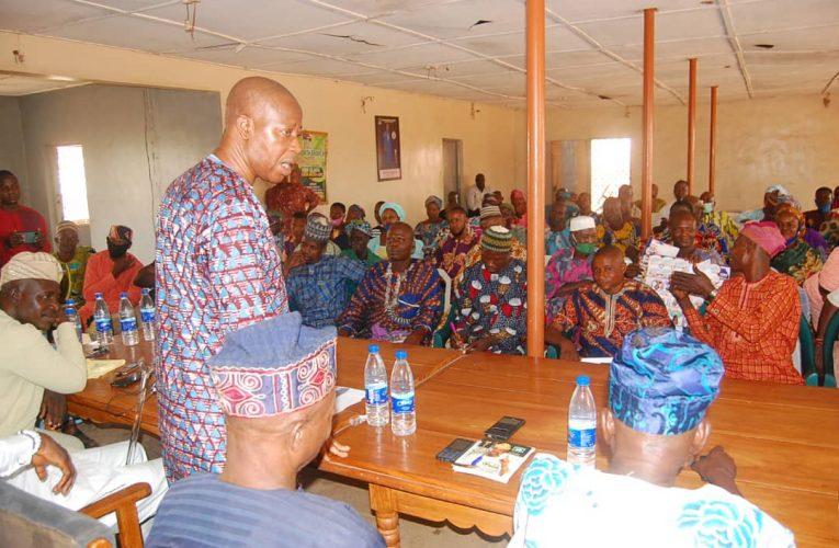 Hon. Olaifa Consults Critical Stakeholders.