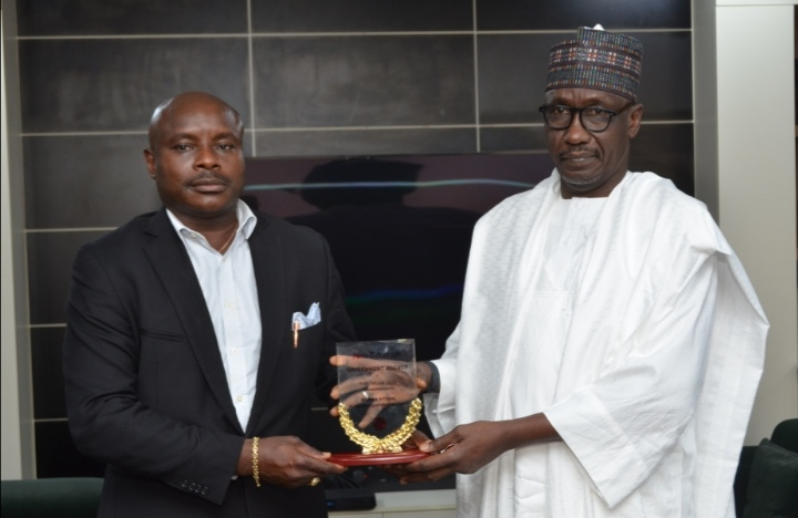 NNPC Bags New Telegraph's Award For Transparency.