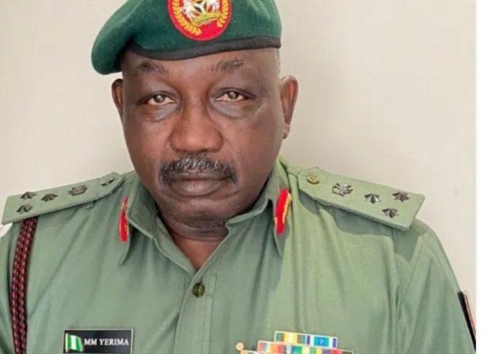 Army Appoints New Spokesman.