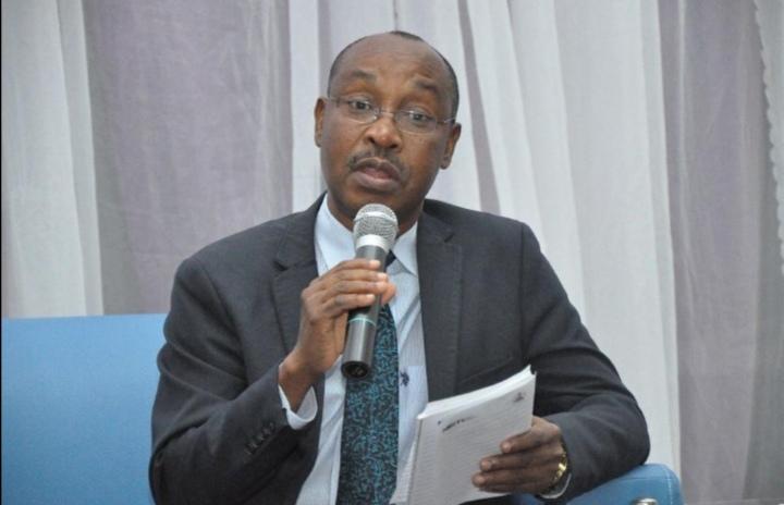 NNPC Applauds President Buhari's Choice of New NEITI's CEO,Congratulates Dr. Orji on Appointment