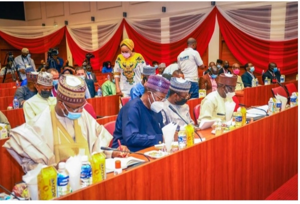Minister, Stakeholders Affirm Health Safety of 5G As Senate Holds Public Hearing