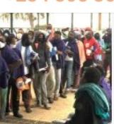 FG RECEIVES 255 STRANDED NIGERIANS FROM SAUDI ARABIA.