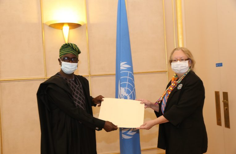 UN Assures Of Continued Collaboration To Address Terrorism And Violent Extremism.
