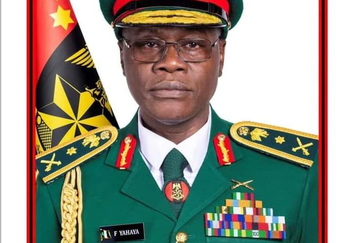 REVISITING THAT CHIEF OF ARMY STAFF'S CLARION CALL.