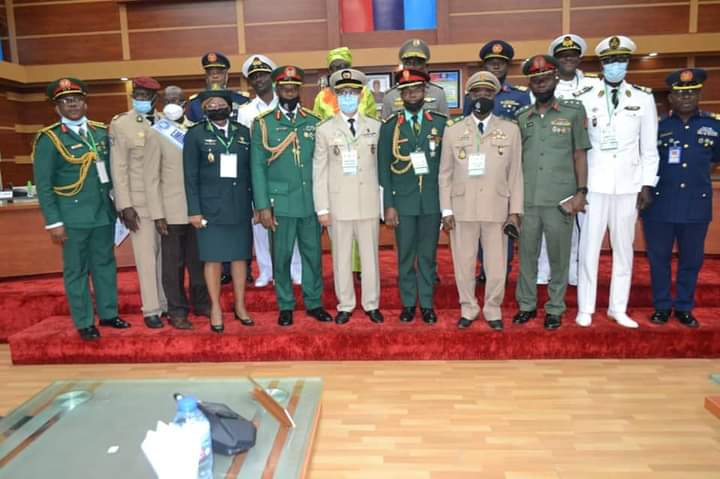General Irabor Conferred As Grand Patron Of OSMA, Named Chief Host Of Sahel Military Games.