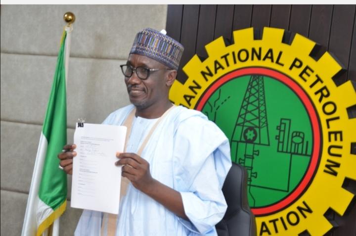 NNPC, CMEC, GE Sign Contract For 50MW Maiduguri Emergency Power Project.